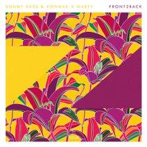 MARTY, Sonny Bass, Konmak - Front2Back