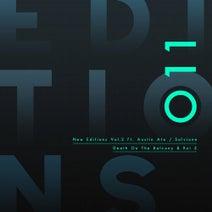 Austin Ato, Salvione, Death on the Balcony, Rui-Z - New Editions Vol.2