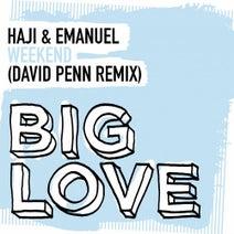 David Penn, Haji & Emanuel - Weekend