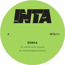 SolPara, Bonka - Cement Block EP