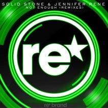 Max Graham, Jennifer Rene, Solid Stone, Thomas Vink - Not Enough - Remixes