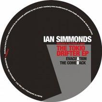 Ian Simmonds - The Tokio Drifter EP