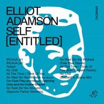 Elliot Adamson, Marske, Spencer Parker, Pale Blue, Ben Caldwell - Self (Entitled)