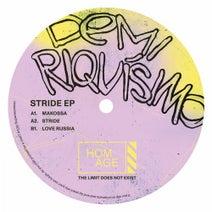 Demi Riquísimo - Stride EP