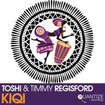 Timmy Regisford, Toshi - Kiqi (The Quarantine Remixes)