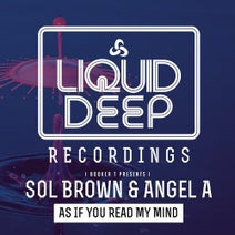 Angel-A, Sol Brown, DJ Booker T - As If You Read My Mind
