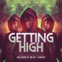 PIO BEAT, MC INTIMIDATOR, Adept Monk, Quadrat Beat, Paket - GETTING HIGH