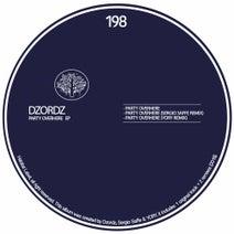 Dzordz, Sergio Saffe, YORY - Party Overhere EP