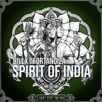 Billx, Fortanoiza - Spirit of India