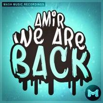 Amir (AUS), Havoc (AUS), Ger3to - We Are Back EP