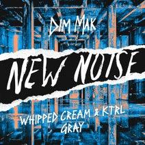 KTRL, WHIPPED CREAM - Gray