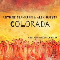 Antoine Clamaran, Alex Guesta, Gerald Henderson - Colorada