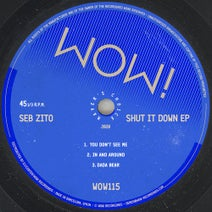 Seb Zito - Shut It Down EP
