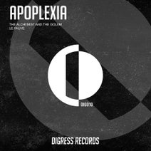 Apoplexia - The Alchemist And The Golem EP