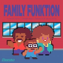 Dances With White Girls, Steady Rock, Franklyn Watts - Family Funktion