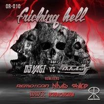 Remo-con, adukuf, DJ YAGI, Nhato, Philce, WWR, KIN-KIN - Fricking Hell