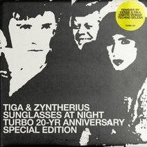 Tiga, Zyntherius, Dense & Pika, Dimitri Veimar, Techno Seleba - Turbo20Year RMX: Sunglasses at Night