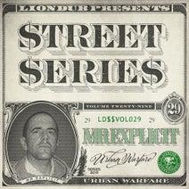 Mr Explicit - Liondub Street Series, Vol. 29 - Urban Warfare