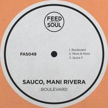 Mani Rivera, Sauco - Boulevard