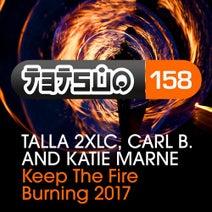 Talla 2xlc, Magnus - Keep the Fire Burning