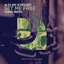 Tomio, Alex Inc, Piekart - Set Me Free (Tomio Remix)