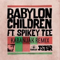 Kabanjak, JStar - Babylon Children (Kabanjak Remixes)