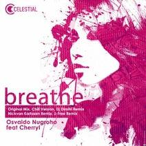 Osvaldo Nugroho, Cherryl, DJ Dimitri, Nickvan Kartosen, J-Free - Breathe