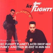KC Flightt, Funky Junction - KC Flightt Planet E Acid Drop Mix Funky Junction Re-Edit