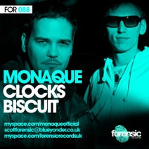 Monaque - Clocks / Biscuit