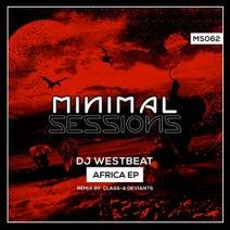 DJ WestBeat, Class-A Deviants - Africa EP