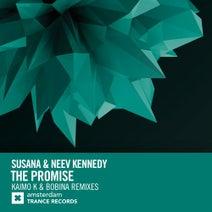 Bobina, Susana, Neev Kennedy, Kaimo K - The Promise (The Remixes)