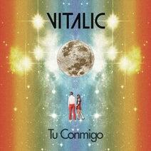 Vitalic, La Bien Querida - Tu Conmigo (feat. La Bien Querida)