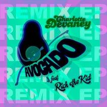 Charlotte Devaney, Jeff Nang, FREEMATHEHYPE, Yellow Nerds, Flaremode, Gummy Kid, Rosh, Mauro Ferdinand - Avocado (Remixes)