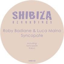Roby Badiane & Luca Maino - Syncopate