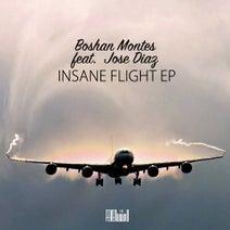 Jose Diaz, Boshan Montes - Insane Flight EP