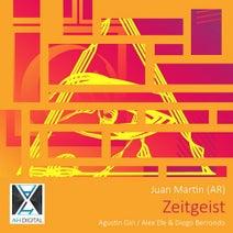 Juan Martin (AR), Agustin Giri, Alex Efe, Diego Berrondo - Zeitgeist