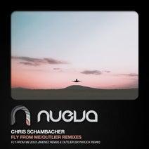 Gux Jimenez, Chris Schambacher, Skyknock - Fly From Me / Outlier Remixes