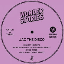 Jac The Disco, In Flagranti, AIMES - Highest Heights EP