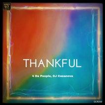 4 Da People, DJ Casanova - Thankful