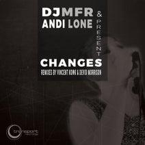 DJ MFR, Andi Lone, Devid Morrison, Vincent Kwok - Changes