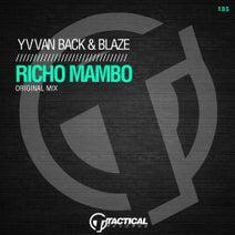Yvvan Back, Blaze (ITA) - Richo Mambo