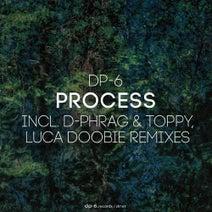 DP-6, Toppy, d-phrag, Luca Doobie - Process