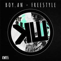 Boy.An, Mirco Caruso, Rone White, Alessandro Diruggiero - Freestyle