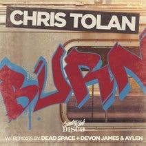 Chris Tolan, Dead Space, Aylen, Devon James - Burn EP