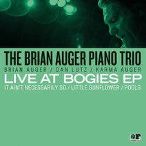 The Brian Auger Piano Trio - Live at Bogies