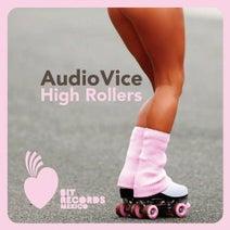 AudioVice, AAV, Alex Aguilar, Alex Aguilar, AudioVice - High Rollers
