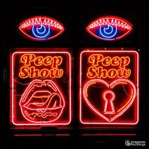 Funky Magnetic, Del Blake - Peep Show