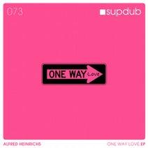 Alfred Heinrichs - one way love.EP