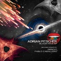 Adrian Pitscher, Disscut, Pablo Caballero - Black Hole EP