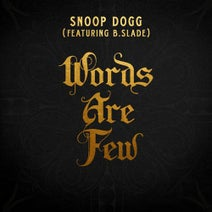 Snoop Dogg, B Slade - Words Are Few (feat. B Slade)